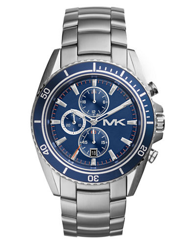 MICHAEL KORS Mens Lansing Chronograph Watch