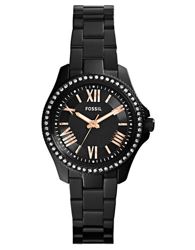 FOSSIL Ladies Cecile Small Black Watch