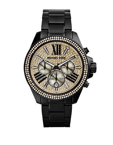 MICHAEL KORSLadies Wren Watch with Gold Tone Crystal Dial
