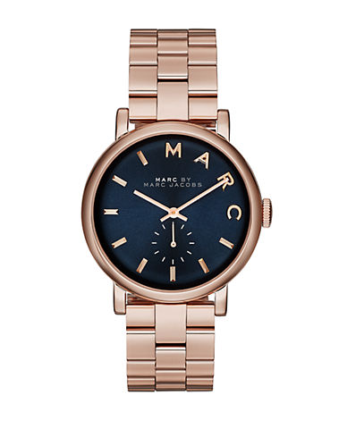 MARC BY MARC JACOBSLadies Baker Stainless Steel Bracelet Watch