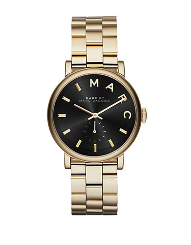MARC BY MARC JACOBS Ladies Baker Stainless Steel Watch