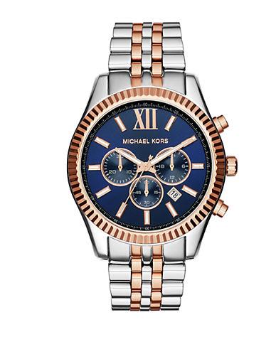 MICHAEL KORSLexington Stainless Steel Chronograph Watch