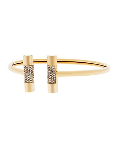 MICHAEL KORSCity Barrel Open Bangle Bracelet