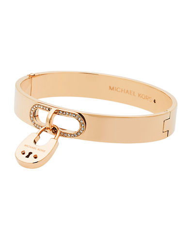 MICHAEL KORSPadlock Bangle Bracelet