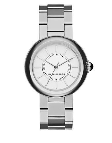 marc jacobs female 45900 courtney stainless steel bracelet watch