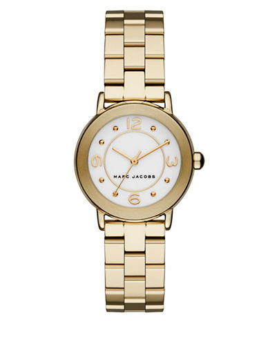 marc jacobs female stainless steel bracelet watch mj3473