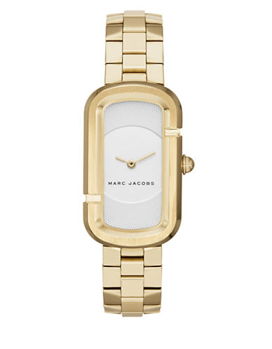 marc jacobs female stainless steel bracelet watch