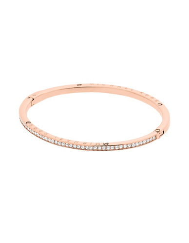 michael kors female rose goldtone haute bracelet