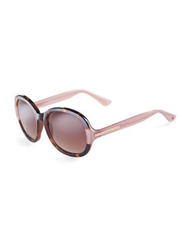 IVANKA TRUMPTortoise Shell Sunglasses