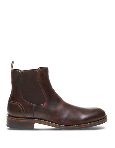 WOLVERINE Montague Leather Chelsea Boots