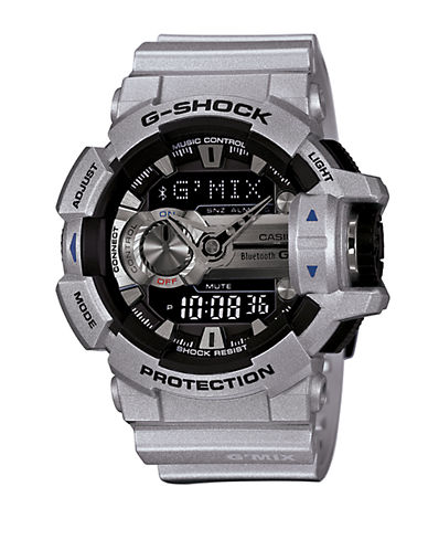 42e161fb6 ... UPC 079767056391 product image for G-Shock Baby G G'Mix Stainless Steel  and