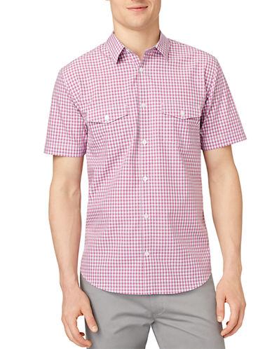 CALVIN KLEINSlim Fit Ombre Check Sport Shirt