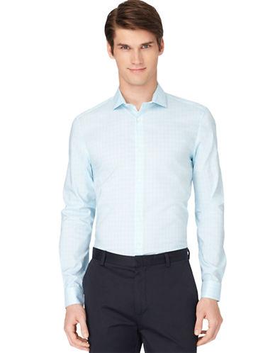 CALVIN KLEINFine Check Sport Shirt