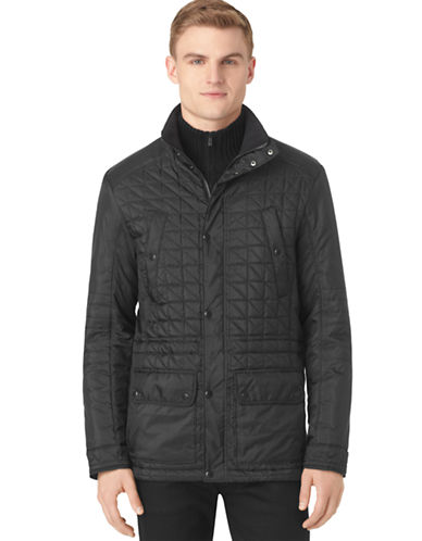 CALVIN KLEIN Quilted Four Pocket Jacket