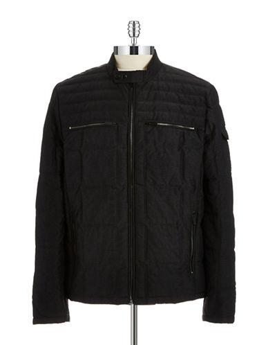 CALVIN KLEINZippered Puffer Jacket