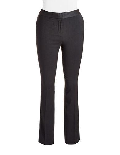 LAUNDRY BY SHELLI SEGALModern Fit Straight Leg Pants
