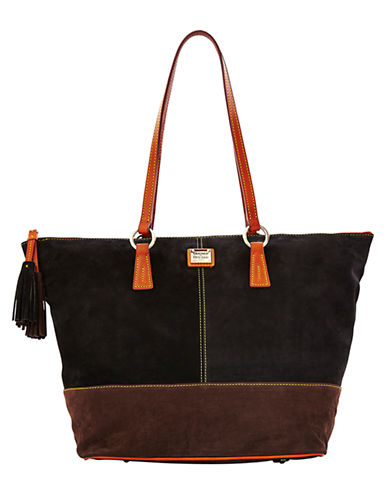 DOONEY & BOURKE Tobi Suede Tote Bag