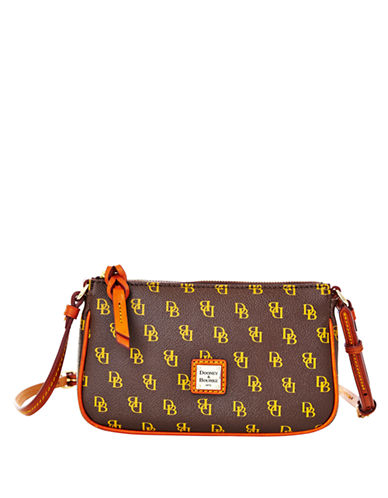 DOONEY & BOURKE Lexi Coated Cotton Crossbody Bag