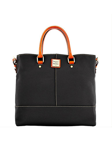 DOONEY & BOURKEPebbled Leather Tote