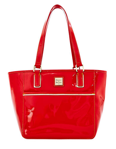 DOONEY & BOURKE Salem Patent Leather Small Tote Bag