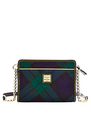 DOONEY & BOURKEKenzie Tartan Plaid Crossbody Bag