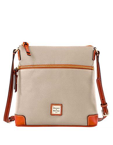 DOONEY & BOURKEPebbled Leather Crossbody Bag