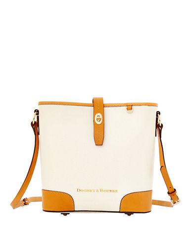 DOONEY & BOURKEClaremont Leather Bucket Crossbody Bag