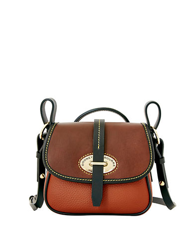 DOONEY & BOURKEVerona Christina Leather Crossbody Bag