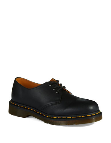 DR. MARTENS Eyelet Bibson Lace Up Shoes