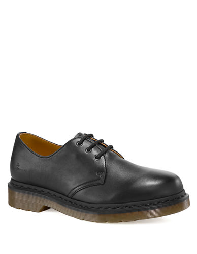 DR. MARTENS 1461 Leather 3-Eye Gibson Oxfords