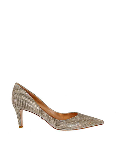 Buy Poise Pointed Toe Pumps by Badgley Mischka online