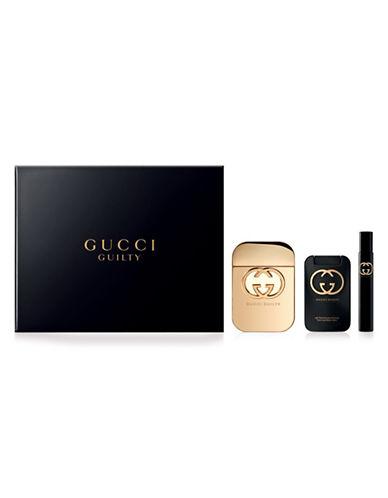 gucci female guilty 3piece eau de toilette gift set