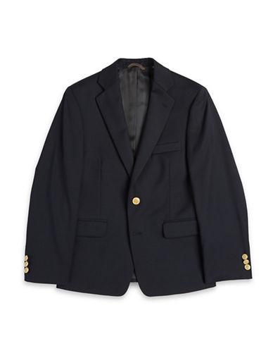 michael kors boys boys 820 twobutton wool blazer