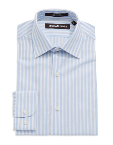 MICHAEL KORS Striped Dress Shirt