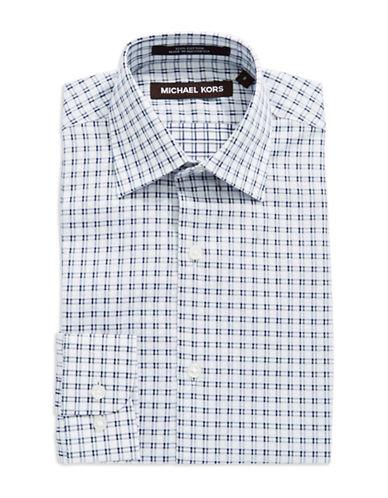 MICHAEL KORSCheckered Dress Shirt