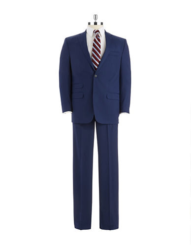 SEAN JOHN Modern Fit Two-Piece Suit