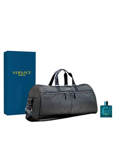 98ca22581ff9 EAN 8011003820757 product image for Versace Eros 3.4oz Eau De Toilette Spray  with Complimentary Duffle ...