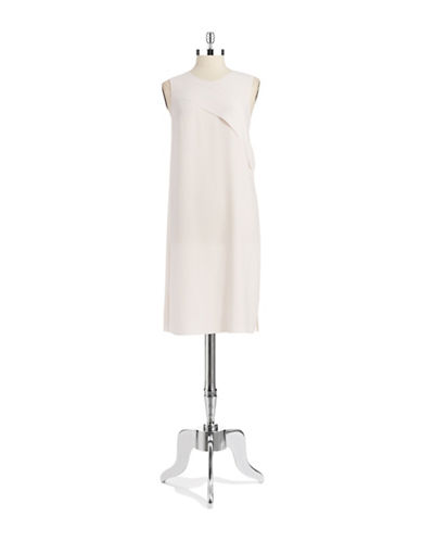 Shop Elie Tahari online and buy Elie Tahari Single Tiered Dress dress online