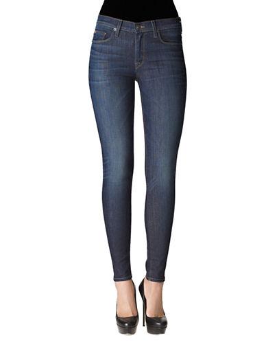 HUDSON JEANSNico Midrise Super Skinny Jean