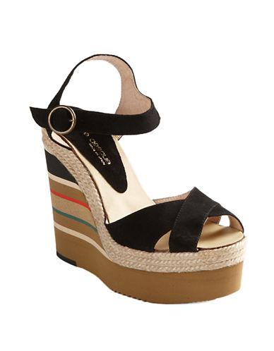 ANDRE ASSOUSPipoan Platform Sandals