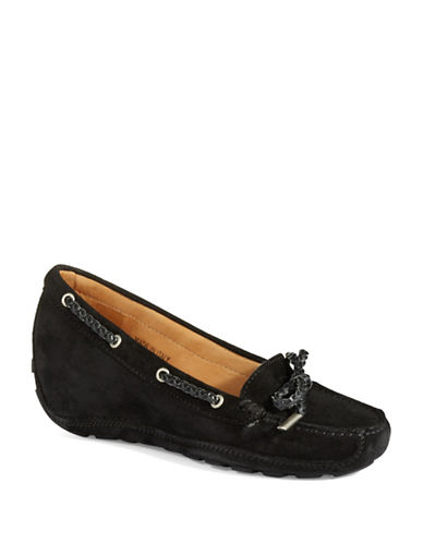 ANDRE ASSOUSOfilia Wedge Loafers