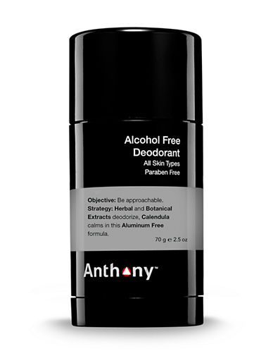ANTHONY LOGISTICS Alcohol Free Deodorant 2.5oz