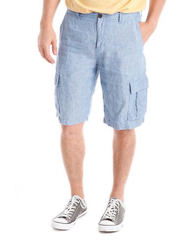 LUCKY BRANDNorth Shore Linen Cargo Shorts