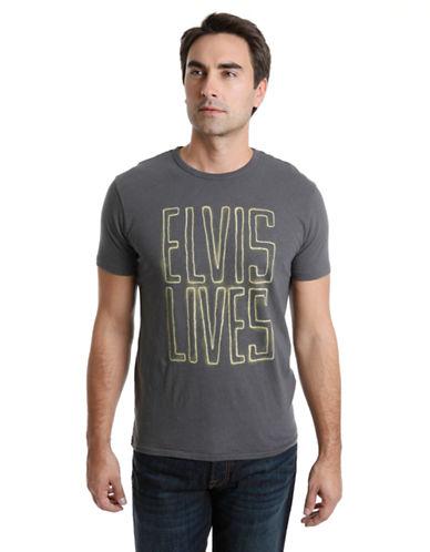 LUCKY BRANDElvis Lives T-Shirt