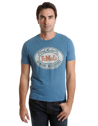 LUCKY BRAND Ford Motors Co. Graphic T-Shirt