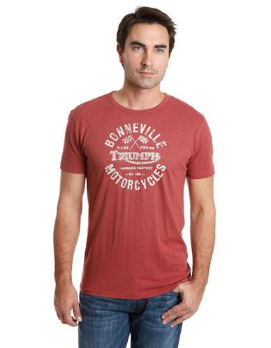 LUCKY BRANDTriumph Graphic T Shirt