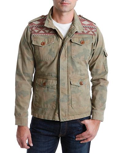 LUCKY BRANDPacific Camo Jacket