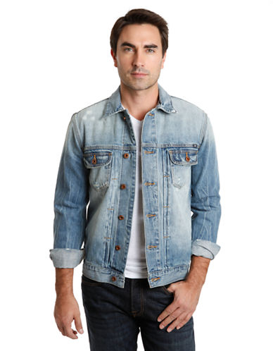LUCKY BRAND Cold Denim Jacket