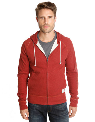 LUCKY BRAND Duo Fold Hoodie