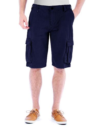 BUFFALO DAVID BITTONHilt Cotton Cargo Shorts